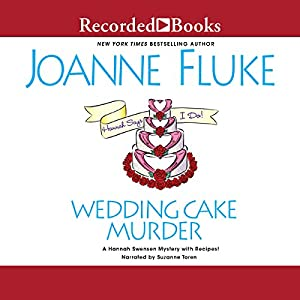 Wedding Cake Murder Audiobook