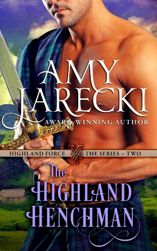 Amy Jarecki - The Highland Henchman (Highland Force)