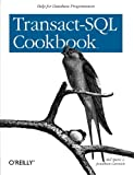 Transact-SQL Cookbook (1565927567) by Spetic, Ales