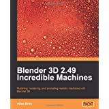 Blender 3D 2.49 Incredible Machinesby A Brito