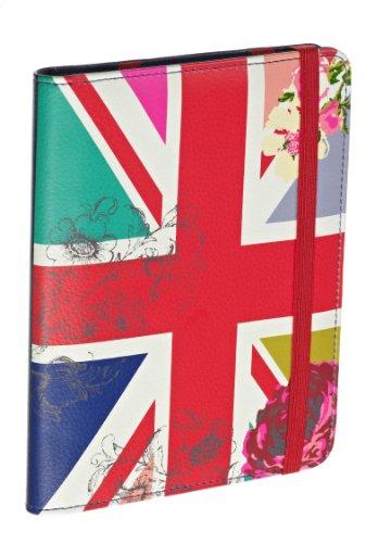 Accessorize - Custodia per Amazon Kindle 4, motivo: Bandiera inglese