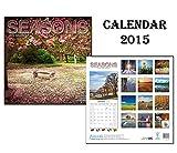 Les 4 Saisons Et Paysages - calendrier 2015 mural...