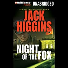 Night of the Fox: A Dougal Munro/Jack Carter Novel, Book 1 (       UNABRIDGED) by Jack Higgins Narrated by Michael Page