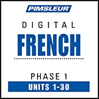 French Level 1: Learn to Speak and Understand French with Pimsleur Language Programs  by  Pimsleur Narrated by  uncredited