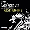 Verschwörung (Millennium 4) Audiobook by David Lagercrantz Narrated by Dietmar Bär