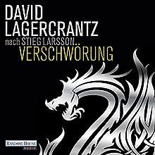 Verschwörung (Millennium 4) Hörbuch von David Lagercrantz Gesprochen von: Dietmar Bär