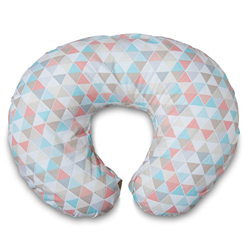 Boppy Nursing Pillow and Positioner, Tribal Triangles
