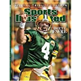 Sports Illustrated, Brett Favre Retirement Tribute, 2008 Issue ~ Editors of Sports...