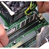 4GB RAM ERWEITERUNG für ANKERMANN PC´s. Bei dieser Option wird Ihr ANKERMANN PC um ein weiteres 4GB RAM Modul Baugleich dem schon im PC System verbauten RAM Modul erweitert !