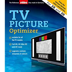 Video TV Picture Optimizer [Blu-ray]