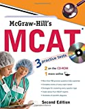 img - for McGraw-Hill's MCAT, Second Edition (McGraw-Hill's MCAT (W/CD)) book / textbook / text book