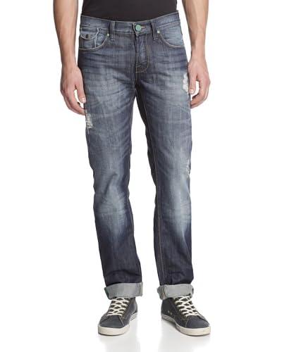 Desigual Men's Straight Leg Jeans