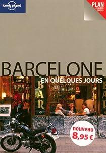 Barcelone en quelques jours par Simonis