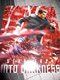Chris Pine Signed Autograph Star Trek Into The Darkness Poster Photo Coa Auto D - Autographed NHL Photos
