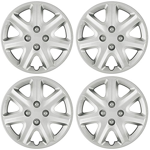 Hubcaps for Honda Civic 2003-2005 Set of 4 Pack 15