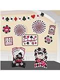 1 X Casino Decorating Kit