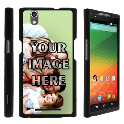 ZTE ZMax Phone Case, Slim Armor Snap On Hard Case Combo for ZTE ZMax Z970 (T Mobile, MetroPCS) from MINITURTLE | Includes Clear Screen Protector and Stylus Pen by MINITURTLE