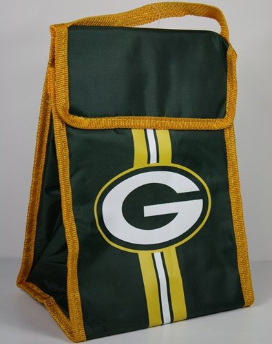 NFL Green Bay Packers Velcro Lunch Bag at Amazon.com