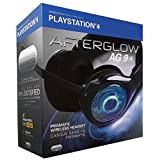PDP Afterglow AG 9 Wireless Headset for PlayStation 4 (Color: Black)