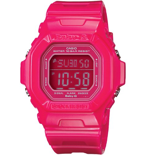 Baby G By Casio Bg5601-4 Luminous Ladies Watch