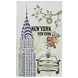 New York Cotton Tea Towel