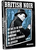 British Noir: Five Film Collection (The Assassin / The Golden Salamander / The October Man / They Met in the Dark / Snowbound)