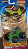 Hot Wheels Cyclone Spin Outs Monster Jam - Grave Digger