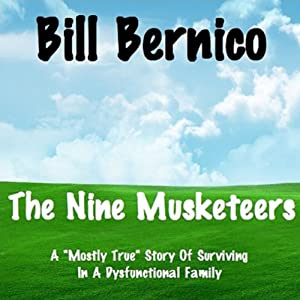 The Nine Musketeers Audiobook
