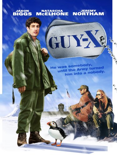 Cover art for  Guy X