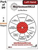 """Targets for Shooting and Diagnostic (Pack of 20 + 5 bonus) 