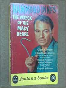 an analysis of the book the wreck of the mary deare The wreck of the mary deare is a 1956 novel written by british author hammond innes and later a movie starring gary cooper it tells the story of the titular ship.