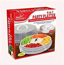 Ddi 4 In 1 Party Platter (Pack Of 30)