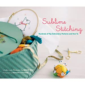Chronicle Books Sublime Stitching