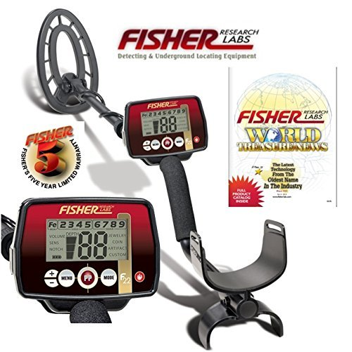 Fisher F22 Impermeable Detector de metales