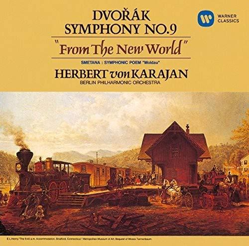 SACD : DVORAK / KARAJAN,HERBERT VON - Dvorak: Symphony 9