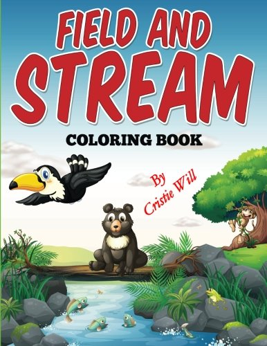 field-and-stream-coloring-book