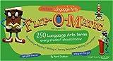 Flip-O-Matic: Instant Language Arts for Grades 6/7/8 (Kaplan Flip-O-Matic Middle School)