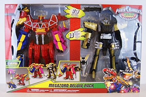 Power Rangers Dino Charge Megazord Deluxe pack