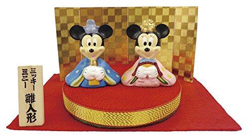 ディズニー 丸台 雛人形