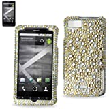 New Fashionable Perfect Fit Hard Diamante Protector Skin Cover (Faceplate/S ....