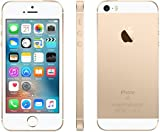 Apple iPhone SE Smartphone (4 Zoll (10,2 cm) Touch-Display, 16 GB Speicher, IOS) gold