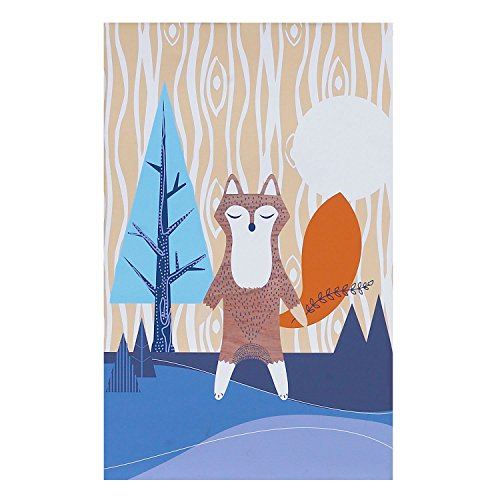 Lolli Living Woods Canvas Art, Fox