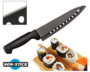 Non-stick Sushi Chef's Knife by As Seen On TV
