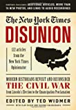 Ted Widmer The New York Times: Disunion