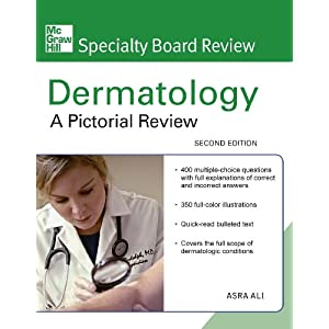 McGraw-Hill Specialty Board Review Dermatology: A Pictorial