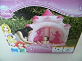 Disney Princess Inflatable Baby Pool with Sprinkler
