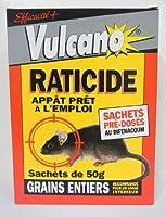 Grain de blé Raticide Souricide prêt à l'emploi Boite de 500 grs