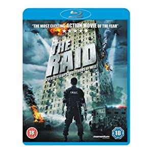 The Raid [Blu-ray]
