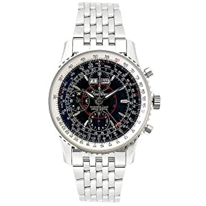 Breitling Men's A2133012/B571 Navitimer Montbrilliant Datora Automatic Chronograph Watch from Breitling