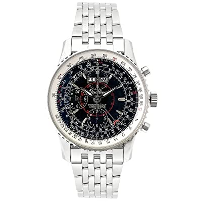 Breitling Men's A2133012/B571 Navitimer Montbrilliant Datora Automatic Chronograph Watch